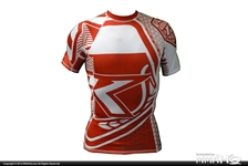 Today on MMAHQ CK Short Sleeve Rashguard - $32
